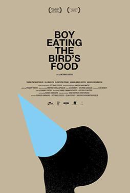 Boy-Eating-the-Birds-Food-50
