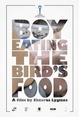 Boy-Eating-the-Birds-Food-51