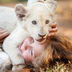 Το Κορίτσι και το Λιοντάρι