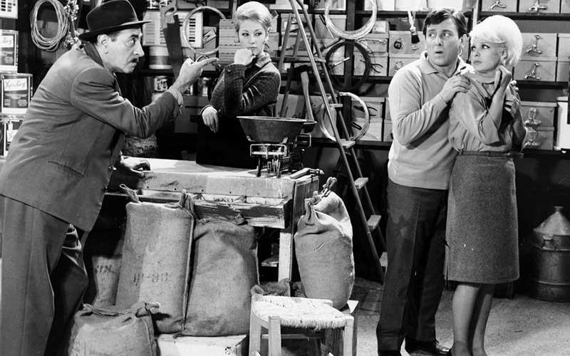 Τέντυ Μπόυ... Αγάπη μου (1965) ⋆ Filmy.gr